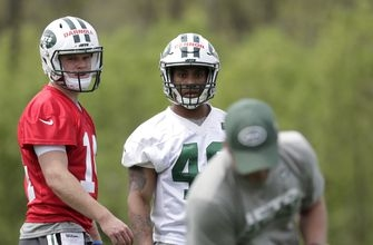 Jets' Bates on Darnold: 'He's owned the playbook'