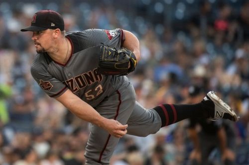 Torey Lovullo says Diamondbacks starters' leashes will shorten down the stretch