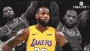 LeBron James highest rated player in NBA Live 19
