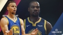 Warriors news: Stephen Curry rated 94, Kevin Durant a 95 in NBA Live 19