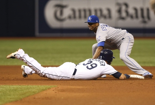 Rodney Page's takeaways from Monday's Rays-Royals game
