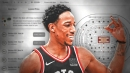 Ticket prices for DeMar DeRozan's return to Toronto are through the roof