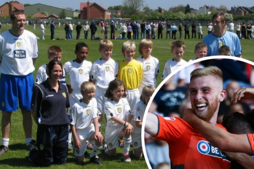 Oliver McBurnie, the Leeds United boy who now 'epitomises' what it means to be a Swansea City man