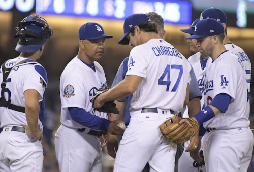 Dodgers Injury News: J.T. Chargois Removed From Appearance Against Cardinals Due To Neck Discomfort