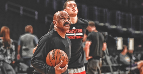 Rockets assistant coach John Lucas II says 40 percent of NBA players have mental health issues