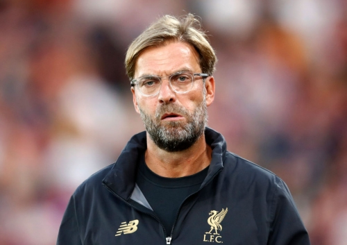 Jurgen Klopp criticises performance of two Liverpool stars after Crystal Palace victory