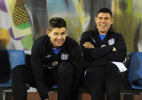 James Milner picks David Silva over Liverpool legend Steven Gerrard in dream team