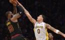 Kyle Kuzma 'Had A Good Hunch' LeBron James Would Sign With Lakers