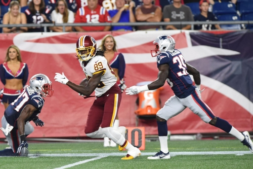 Roster battle: Assessing the competition among Redskins wide receivers thru two preseason games