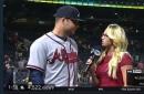 Bryse Wilson on winning in his major league debut