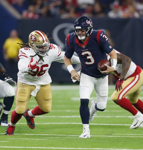 49ers mailbag: Will 'Lack of Pass Rush' be 2018 motto?