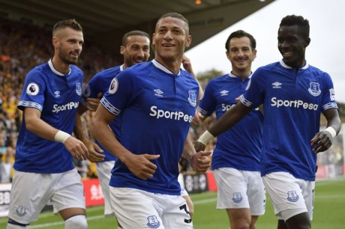 Everton FC could be ready to challenge Premier League top six