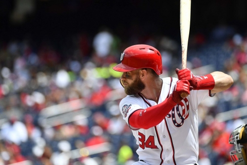 Washington Nationals' big series with the Philadelphia Phillies looked bigger a few weeks back...
