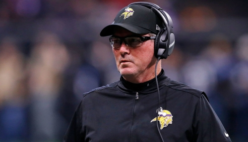 Vikings news: Mike Zimmer says new helmet rule will 'cost some people some jobs'