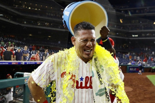 New Phillies catcher Wilson Ramos isn't expecting a hero's welcome this time at Nationals Park