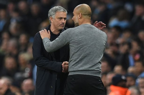 Manchester United boss Jose Mourinho is jealous of Pep Guardiola, claims Premier League legend