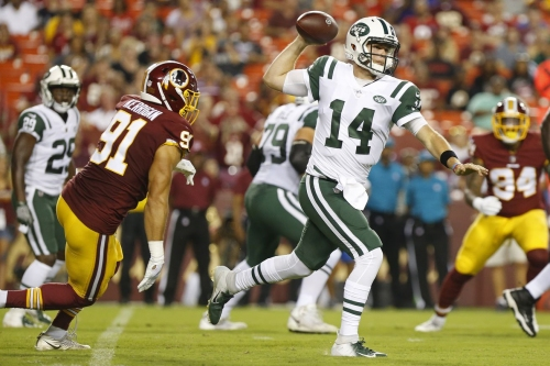 Jets podcast: The case for Sam Darnold