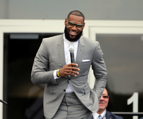 LeBron James the next chapter: A conversation with the LA Times -- Wine and Gold Talk Podcast