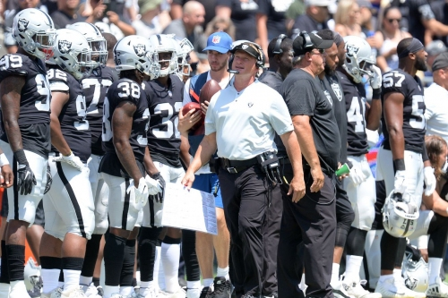 Top five reasons to be excited about the 2018 Oakland Raiders