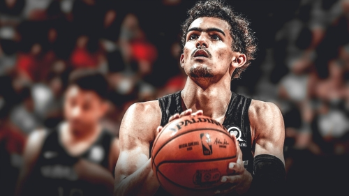 Trae Young voted best shooter, playmaker among fellow rookies