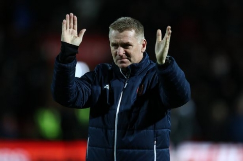 At last a positive Aston Villa fan! Here's Dean Smith's verdict on Villa