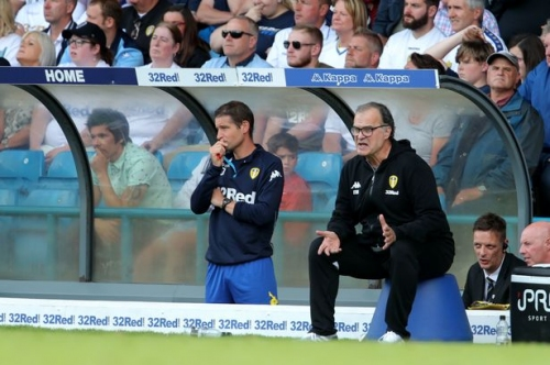 Why you might see Leeds United boss Marcelo Bielsa sitting on a bucket at Swansea City