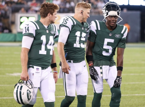 Why does Jets' Todd Bowles refuse to reveal preseason QB plan? He says ...