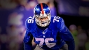 Giants' Ereck Flowers doesn't care what former coach Ben McAdoo has to say now