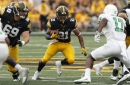 Ivory Kelly-Martin set to start at RB for Hawkeyes