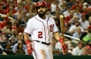 Washington Nationals' lineup for series opener with the Philadelphia Phillies...