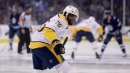 P.K. Subban, Terrell Owens go head-to-head in foot race