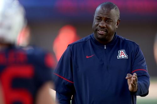 Arizona Wildcats defensive coordinator Marcel Yates sees 'no ceiling' in young stars