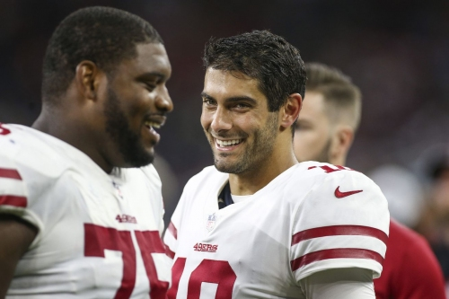 Shanahan: 49ers starters likely to go full first half vs. Colts