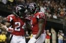 Falcons coach: Jones, Freeman held out of 3rd preseason game