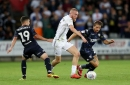 Swansea City 2 Leeds United 2: Oli McBurnie brace not enough as old boy pegs back Swans