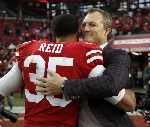 49ers: Eric Reid won't want backup role at minimum wage