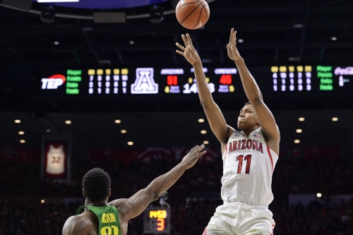 Arizona Wildcats forward Ira Lee cited for DUI