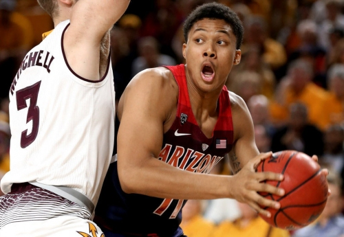 Arizona Wildcats forward Ira Lee cited for super extreme DUI