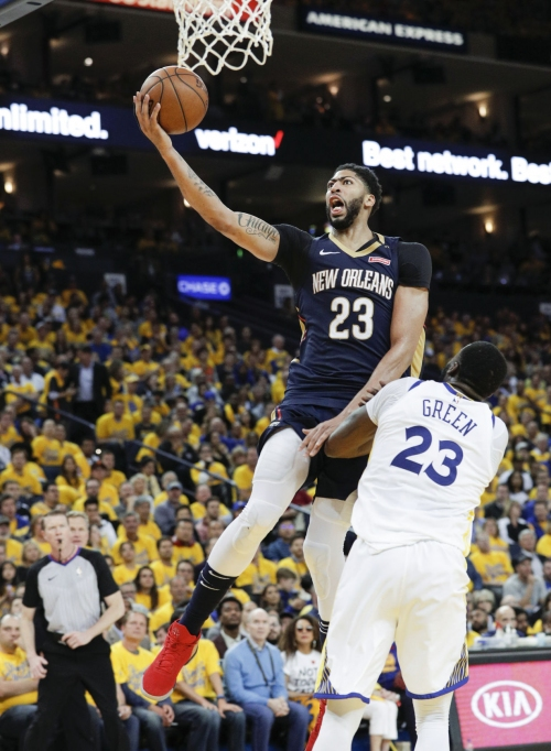 Kushner: Pelicans' franchise highlight reel lacking strong playoff history