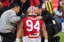Injury updates on Solomon Thomas, Garry Gilliam, Arik Armstead, more