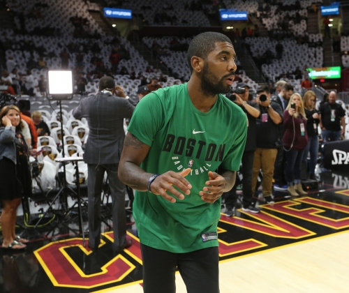 Cavaliers unlikely to use $3M left of trade exception from Kyrie Irving deal