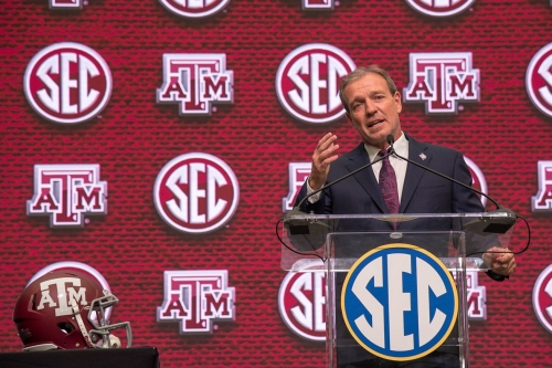 Report: Former Texas A&M LB alleges potential NCAA violations as he pursues a transfer waiver