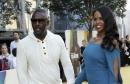 Idris Elba not shaken OR stirred by Bond questions