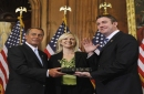 US Rep Duncan Hunter, wife indicted on corruption charges
