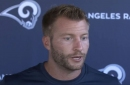TRANSCRIPT: Los Angeles Rams HC Sean McVay, DC Wade Phillips, Co-OC Shane Waldron August 21 press conference