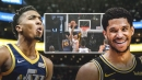 Lakers news: Josh Hart reacts to Donovan Mitchell calling him out for standing during his dunk vs. LA