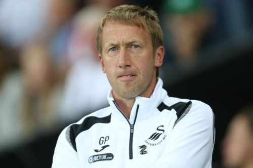 Everything Graham Potter said on Oli McBurnie, loan signings, Swansea City fans and Leeds United draw