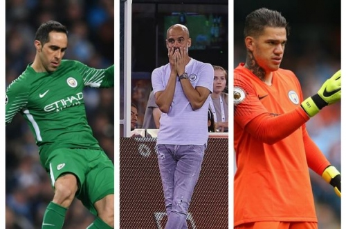 Manchester City transfer news LIVE Man City goalkeeper latest