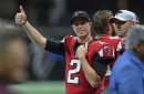 Sports Illustrated's Andy Benoit predicts the Atlanta Falcons will win it all in 2018