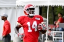 What the Kansas City Chiefs are saying about Sammy Watkins